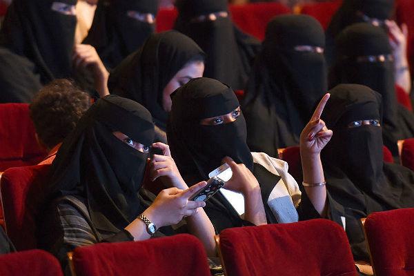 Кинотеатры откроются вСаудовской Аравии после 30летзапрета