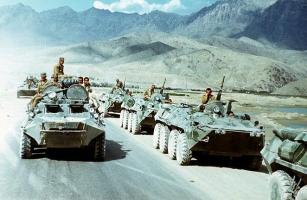 Что, если быСССР неввел войска вАфганистан