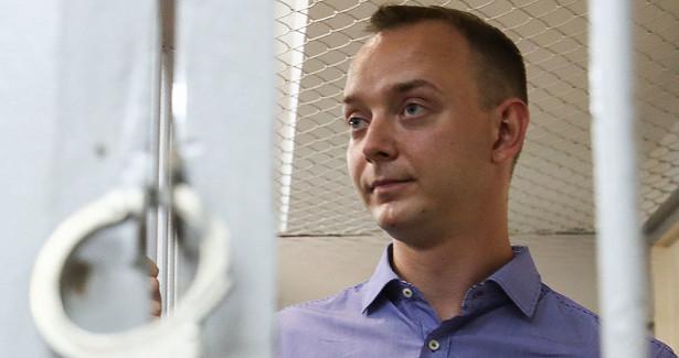 Обвиненному вгосизмене Сафронову продлили арест