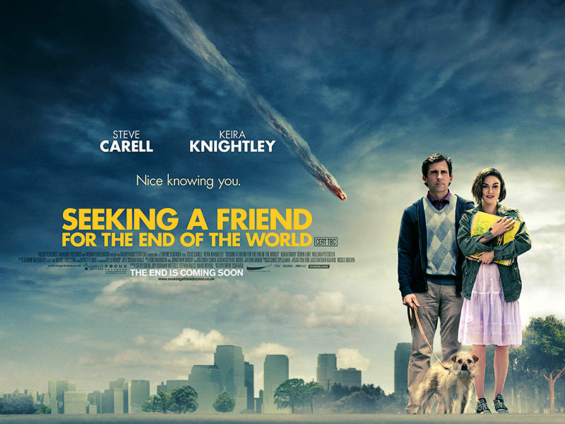 Nonton Film Seeking a Friend for the End of the World
