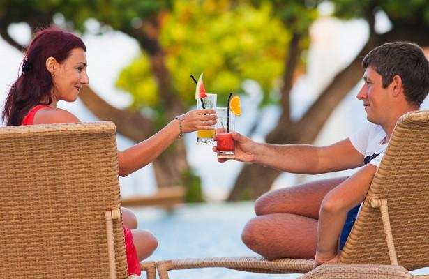 Медовый месяц наэтих курортах заканчивается разводом