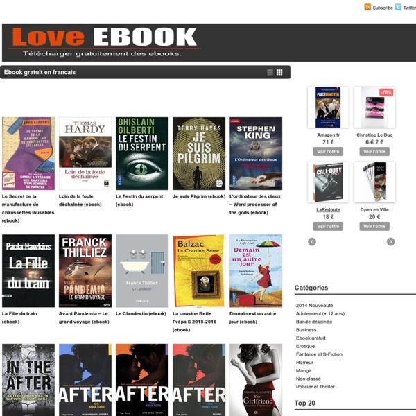 Free Ebooks to download in pdf, epub kindle