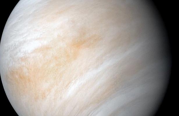 Российский прибор исследует атмосферу Венеры