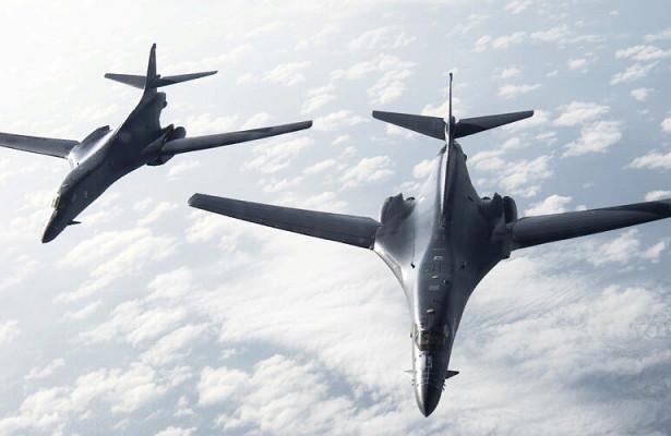 СШАперебросили бомбардировщики кграницам России