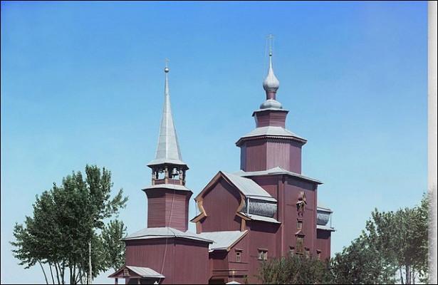 Судобязал власти защитить деревянную церковь 17века вЯрославской области