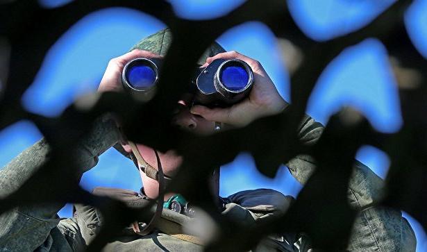 ВЮжной Осетии вучениях участвуют четыре тысячи военных российской базы