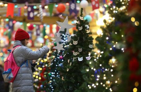 Ситуация сCOVID-19не«украдет» новогоднее настроение россиян
