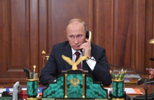 Путин проведёт 16ноября рядтелефонных переговоров