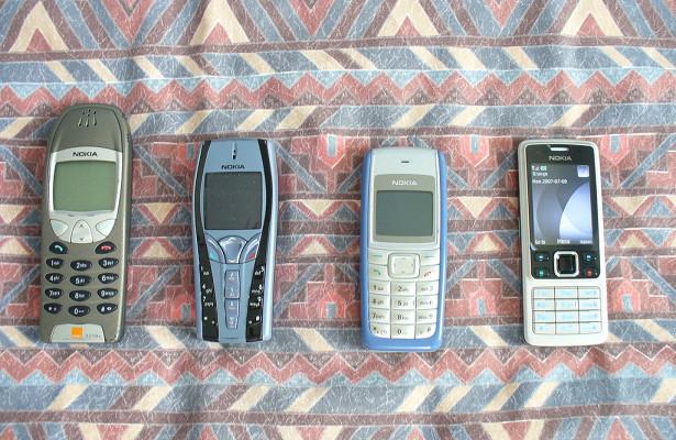 Nokia воскресит культовые телефоны