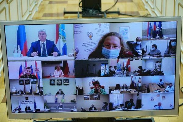 Нарушителей масочного режима вторговых центрах региона хотят передавать полиции
