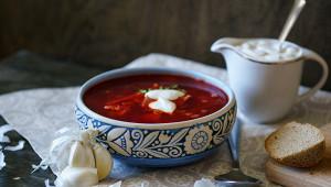 Борщ попал врейтинг трех лучших супов мира