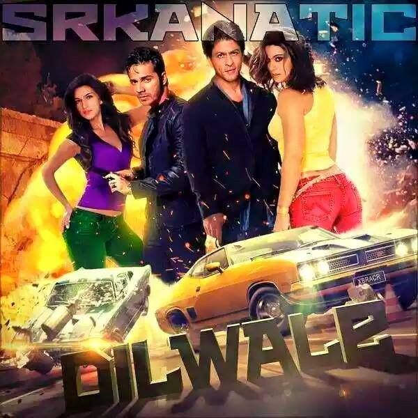Dilwale 2015 Movie Songs Full Album Mp3 Song Download