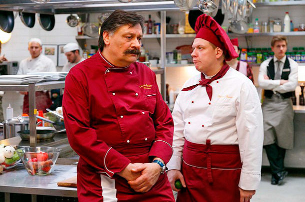 Чтостало сглавными актерами сериала «Кухня»