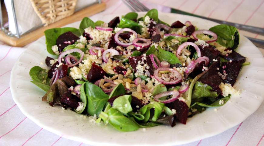 Доступные салаты рецепты с фото