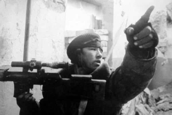 Володя Якут: почему чеченские боевики такбоялись российского снайпера