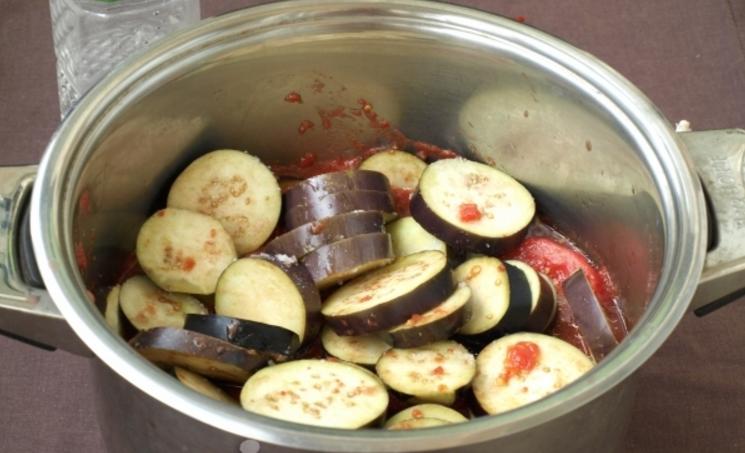 Баклажаны простой рецепт фото