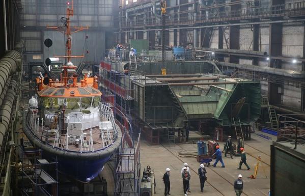 План развития судостроения Севастополя подготовят задвамесяца