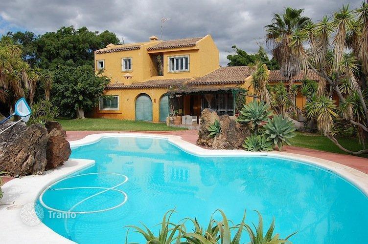 Недвижимость на канарских островах испании