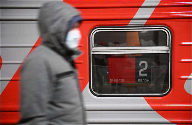 РЖДнафоне ситуации сCOVID-19отменит около 20парпоездов