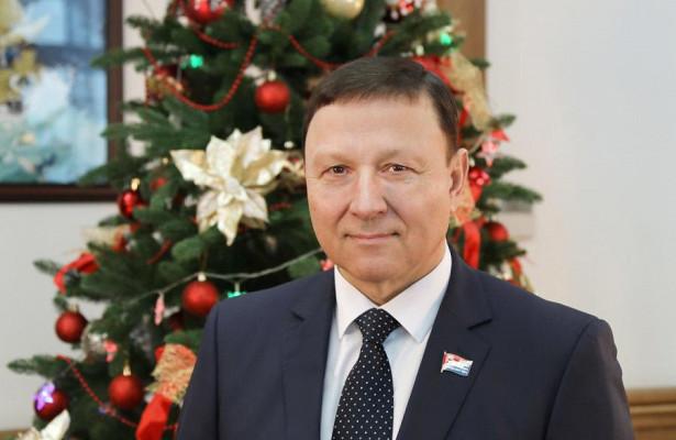 Председатель ЗСПКАлександр Ролик: «Внаступающем году нампредстоит серьезная работа»