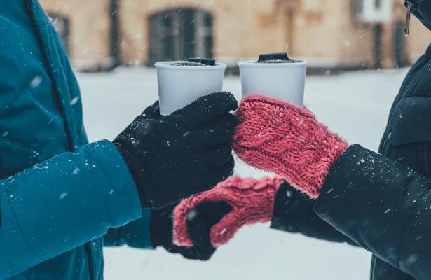 Оценена эффективность защиты зимних перчаток отCOVID