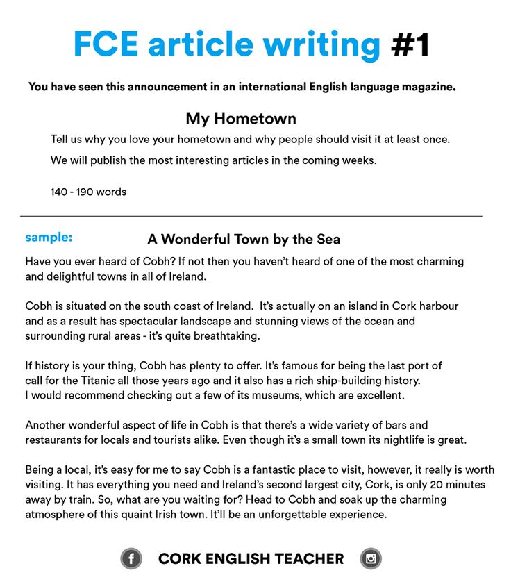 Buy article writing samples
