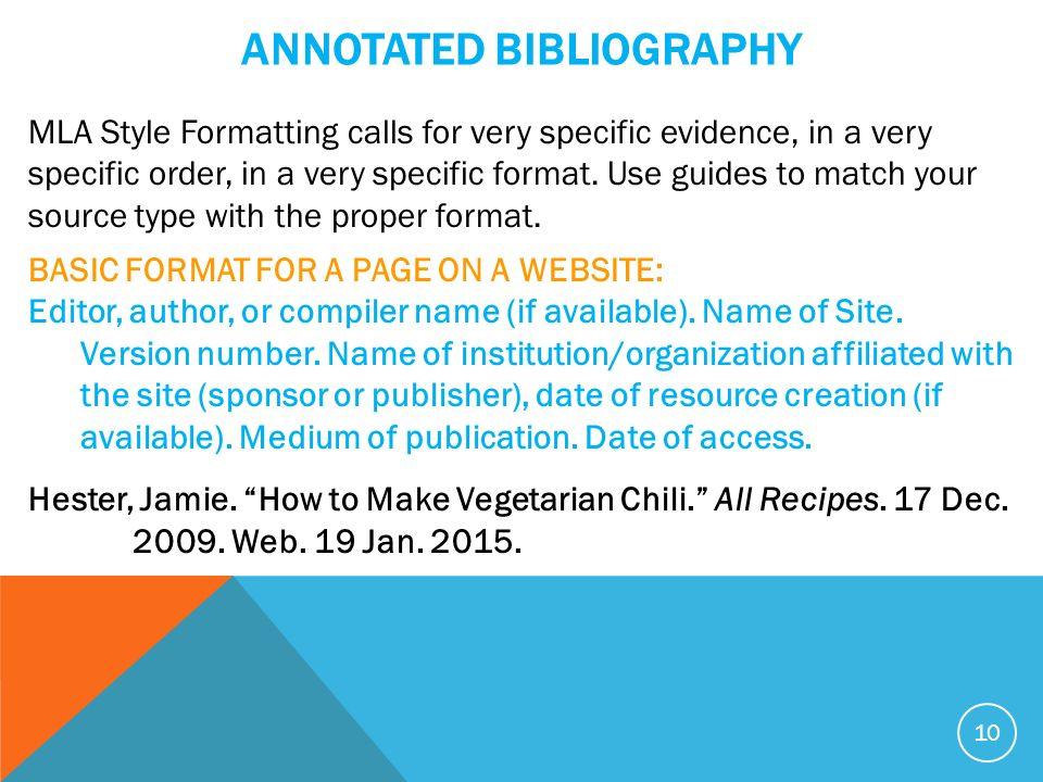 Write my mla bibliography website