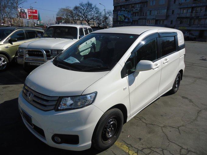Продажа Honda Freed Spike (Хонда Фрид Спайк) в Чите