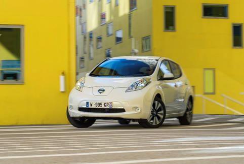 Nissan построит маленький электрокар