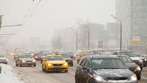 Москва заняла первое место врейтинге самых пробочных городов