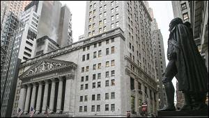 Американские биржи снижаются нафоне слабой статистики