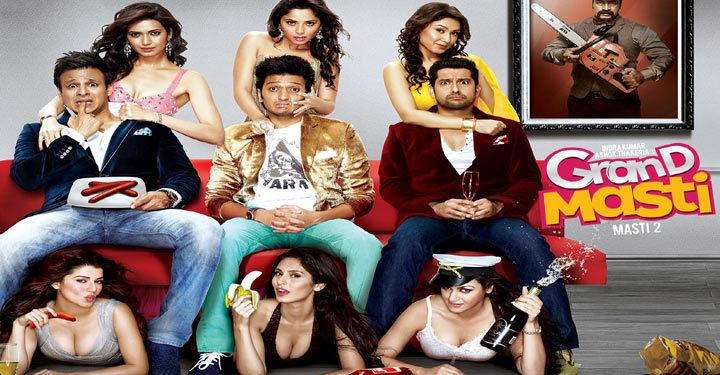 Download Great Grand Masti (2016) - DVDSCR Full Movie