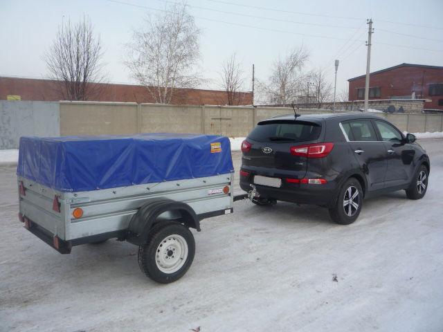 В тольятти прицеп для легкового автомобиля