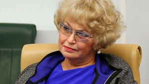 Нарусова опровергла желание запретить одиночные пикеты