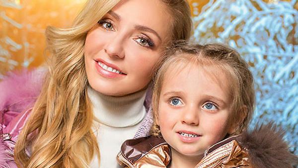 Первый выход всвет младшей дочери Татьяны Навки произвел фурор