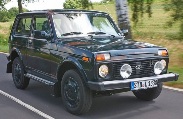 ВЕвропе распродают остатки новых Lada