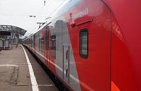 4ноября пригородные поезда состановкой настанции Крюково проследуют графиком выходного дня
