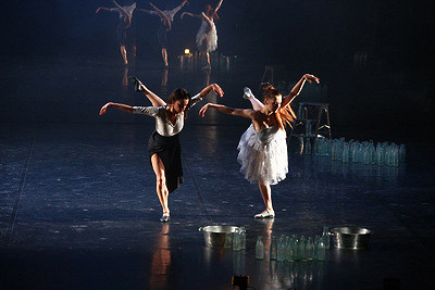 Балет «Медея/Эквус» покажут насцене центра имени Мейерхольда вМоскве 14апреля