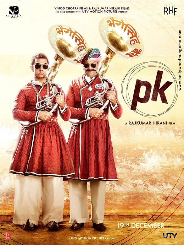 PK (2014) - HD BOLLYWOOD MOVIE PART 2 - AMIR- Dailymotion