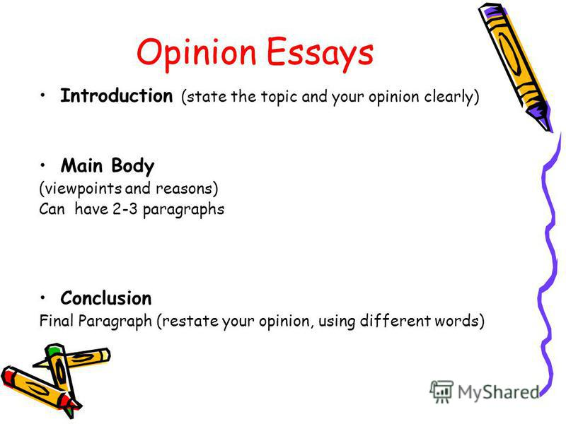 Good Essay Topics - Persuasive, Argumentative, Comparison