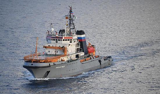 Суда обеспечения Северного флота завершили деловой заход вРеспублику Кипр