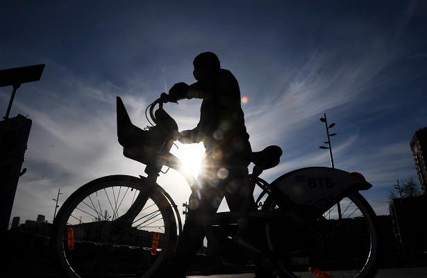 Столичный велосипедист установил рекорд впрокате