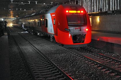 Первый скоростной поезд МЦКотправится 10сентября в15.00