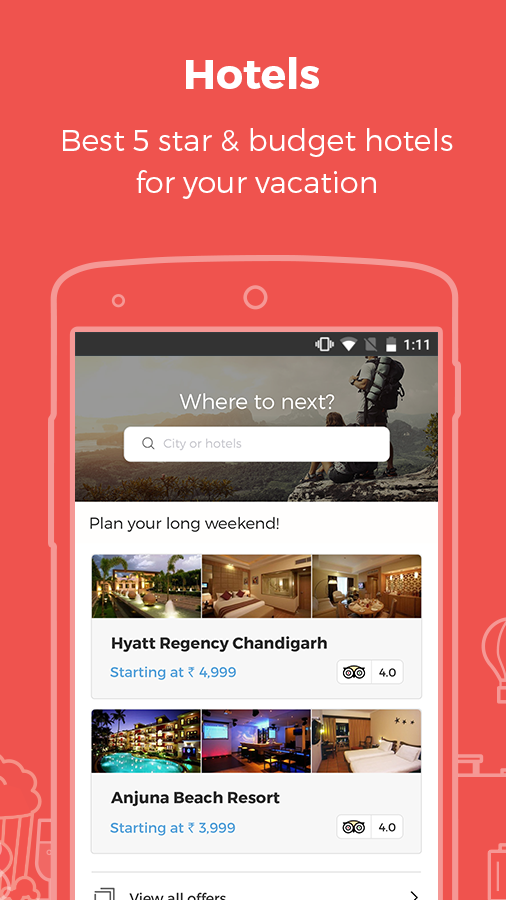 Discover, Experience Save in Chennai On Hotels, Food