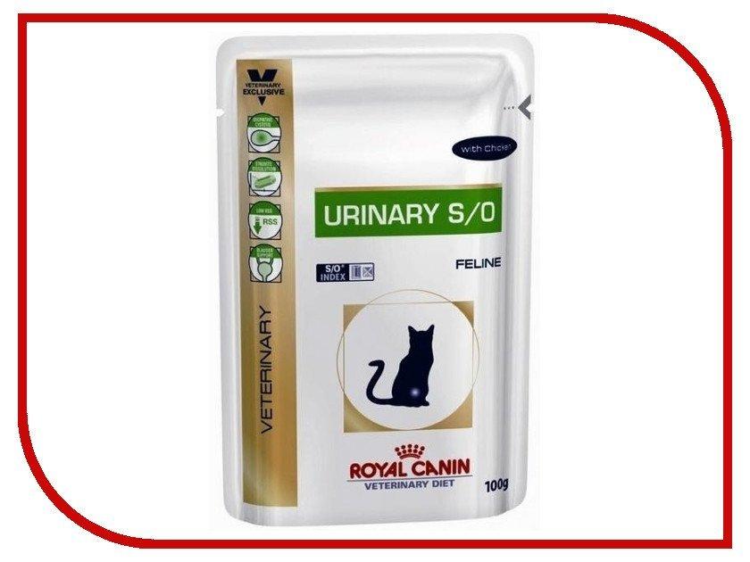 Корм royal canin so urinary feline