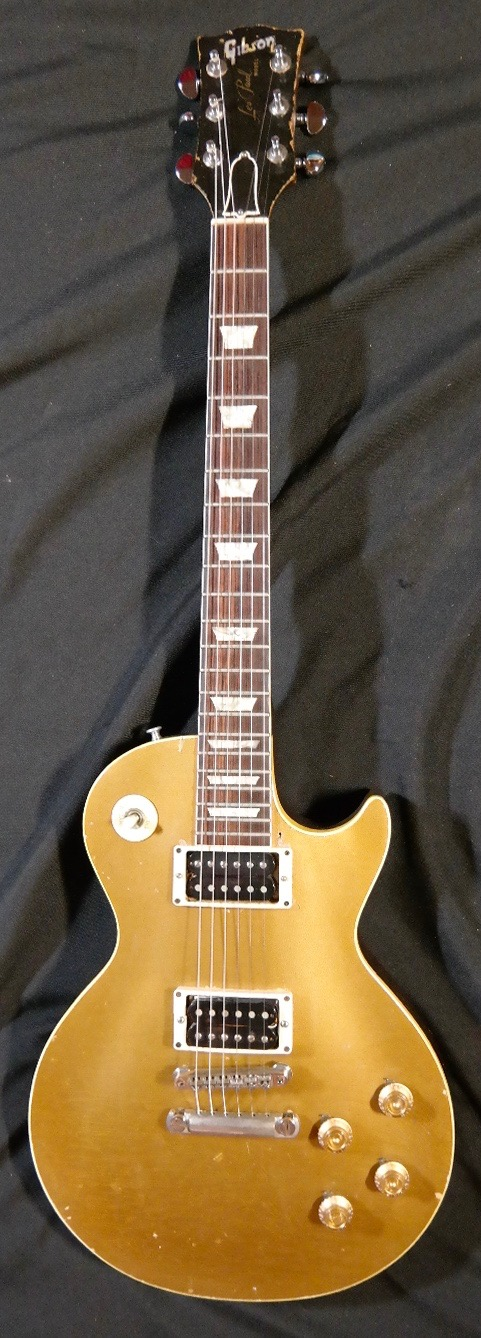 Gibson les paul deluxe dating