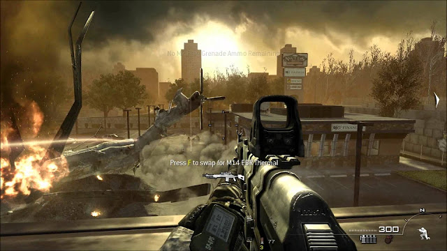Call of Duty: Modern Warfare 3 'Redemption Singleplayer