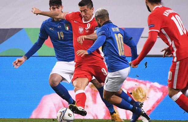 Италия победила Польшу вЛиге наций