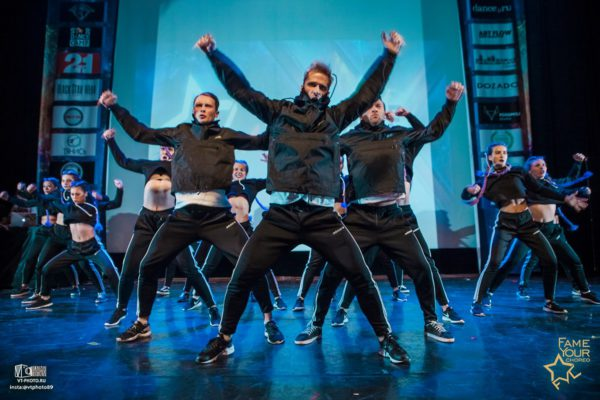 ВМоскве пройдёт осенний этап Международного чемпионата посовременной хореографии