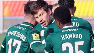 «Локомотив» нанес крупное поражение «Арсеналу»